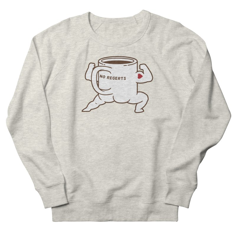 Strong Coffee Men's Sweatshirt by Pigboom's Artist Shop