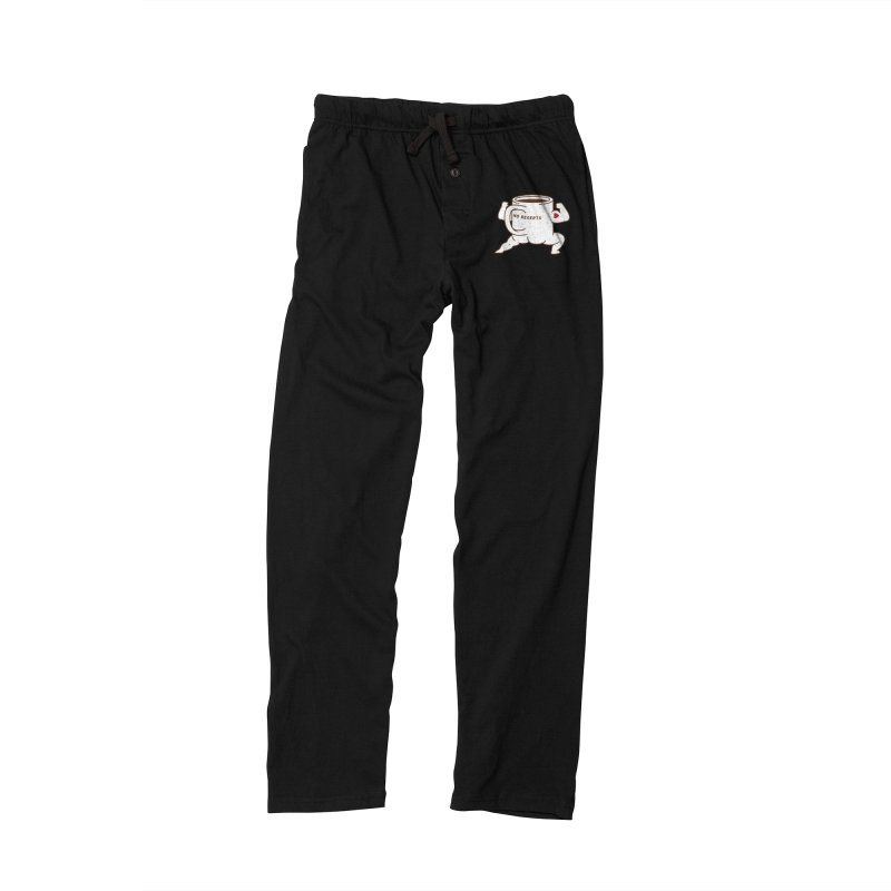 Strong Coffee Men's Lounge Pants by Pigboom's Artist Shop