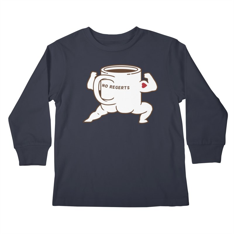 Strong Coffee Kids  by Pigboom's Artist Shop