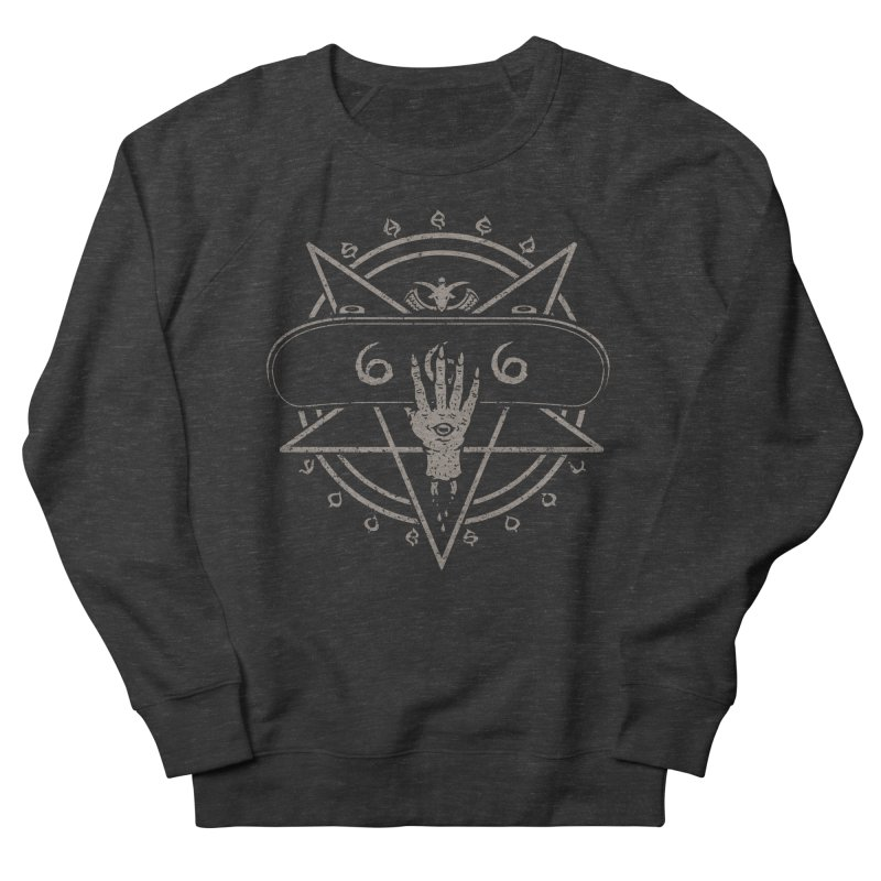 Shred Your Soul Men's French Terry Sweatshirt by Pigboom's Artist Shop