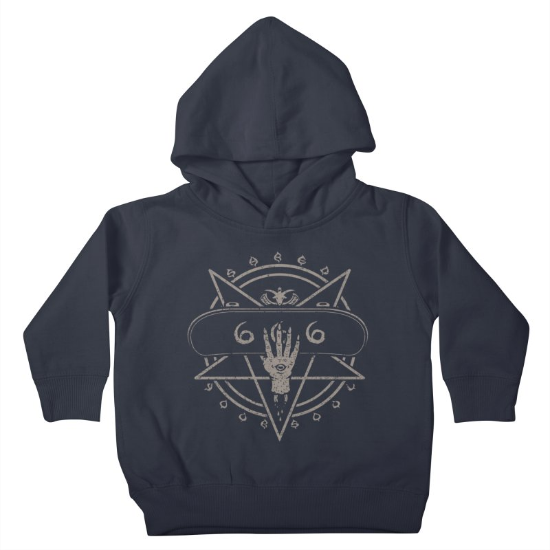 Shred Your Soul Kids Toddler Pullover Hoody by Pigboom's Artist Shop