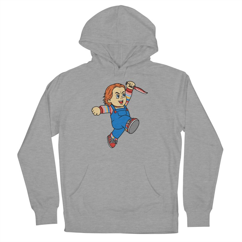 Give me the Power! Women's French Terry Pullover Hoody by Pigboom's Artist Shop
