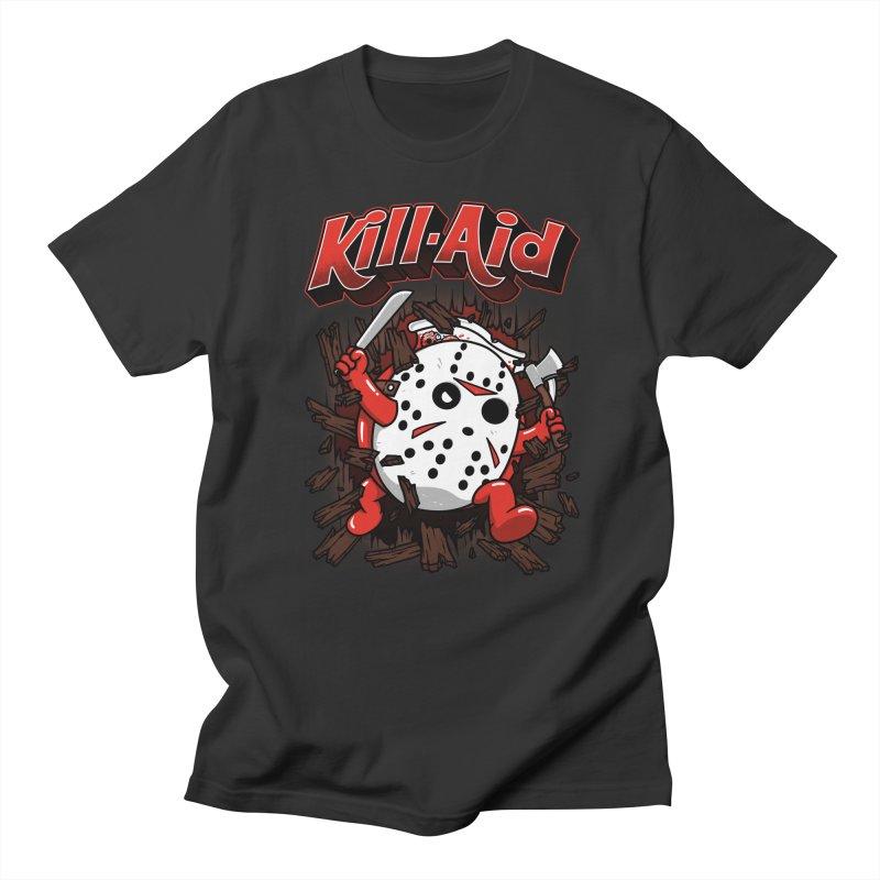 Kill-Aid Rotten Strawberry Flavor Women's Regular Unisex T-Shirt by Pigboom's Artist Shop