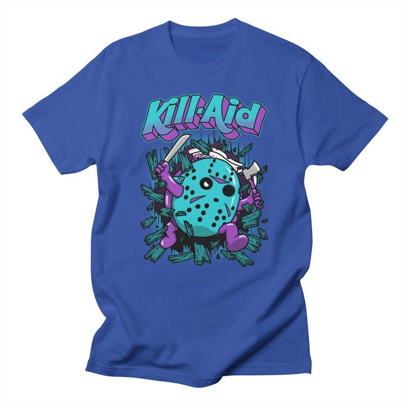 Kill-Aid Rotten Grape Flavor Women's Regular Unisex T-Shirt by Pigboom's Artist Shop