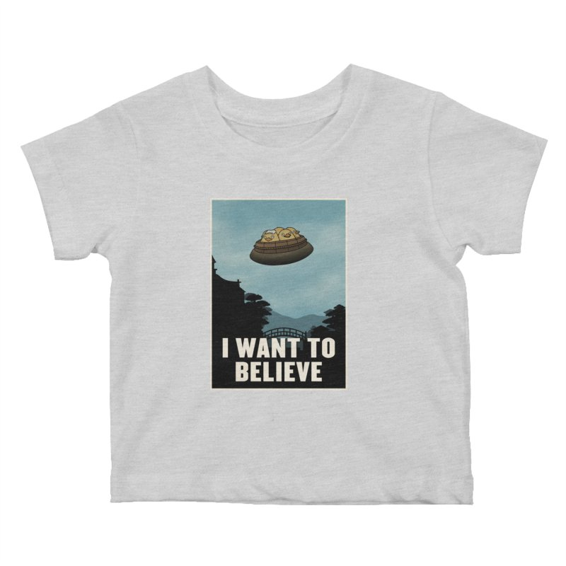 I Want to Bath Kids Baby T-Shirt by Pigboom's Artist Shop