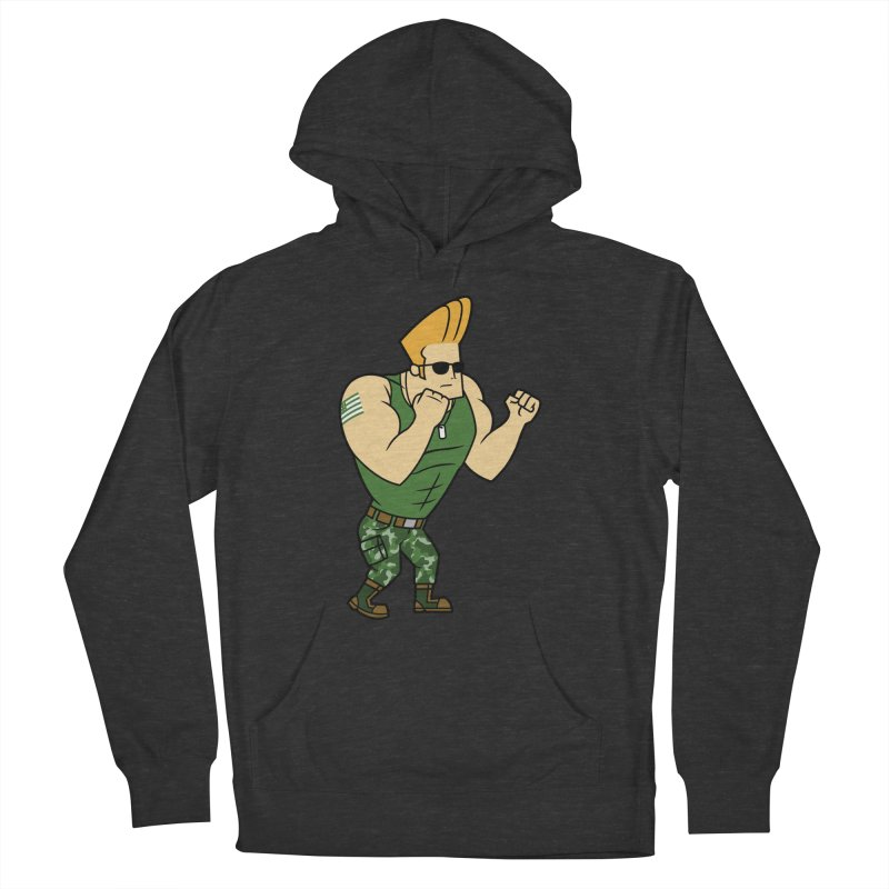 Major Bravo Women's French Terry Pullover Hoody by Pigboom's Artist Shop