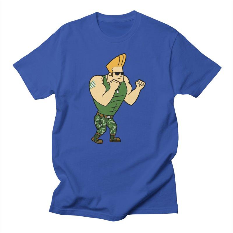 Major Bravo Women's Regular Unisex T-Shirt by Pigboom's Artist Shop