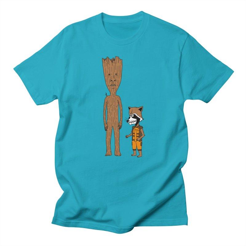 Stupid Guardians Women's Regular Unisex T-Shirt by Pigboom's Artist Shop