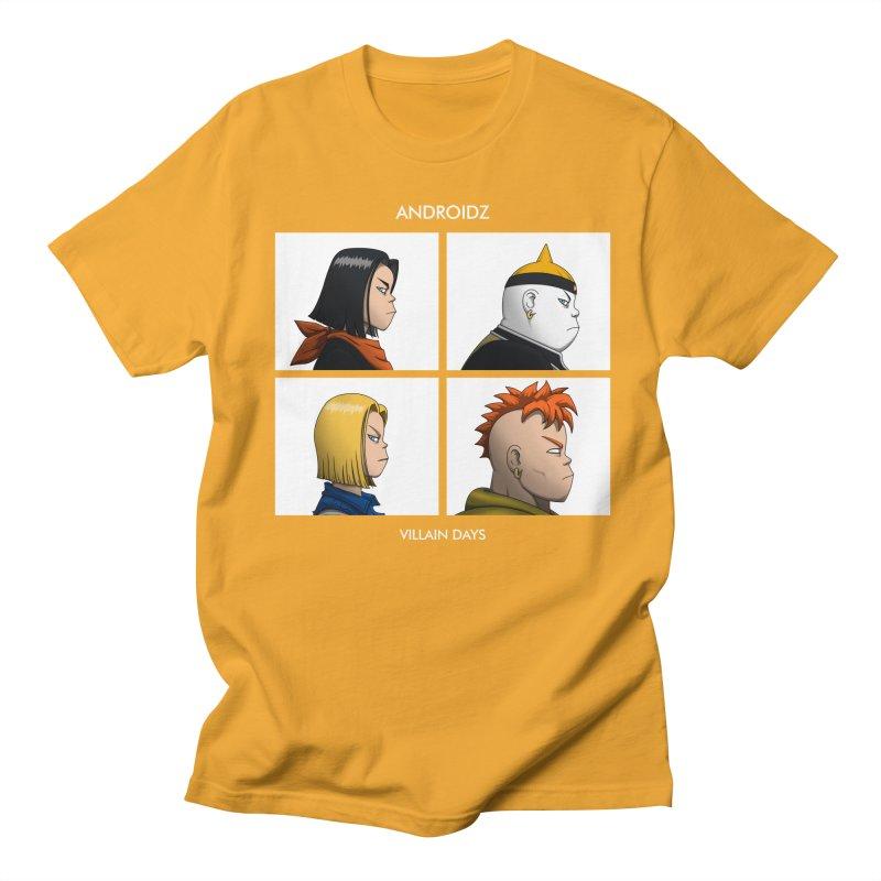 Androidz Women's Regular Unisex T-Shirt by Pigboom's Artist Shop