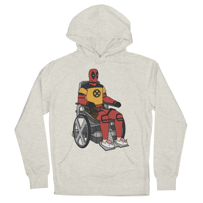 X-Hausting Trainee Women's French Terry Pullover Hoody by Pigboom's Artist Shop