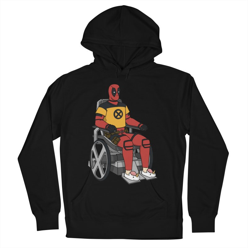X-Hausting Trainee Men's French Terry Pullover Hoody by Pigboom's Artist Shop