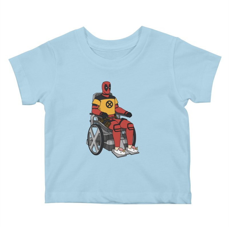 X-Hausting Trainee Kids Baby T-Shirt by Pigboom's Artist Shop