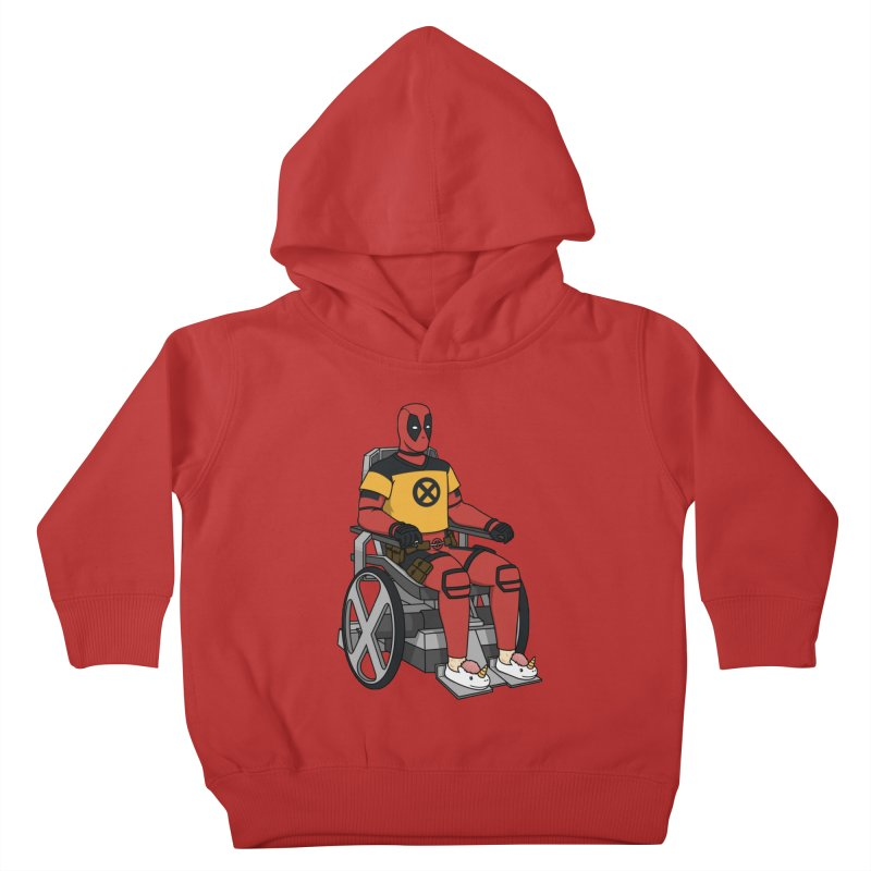 X-Hausting Trainee Kids Toddler Pullover Hoody by Pigboom's Artist Shop