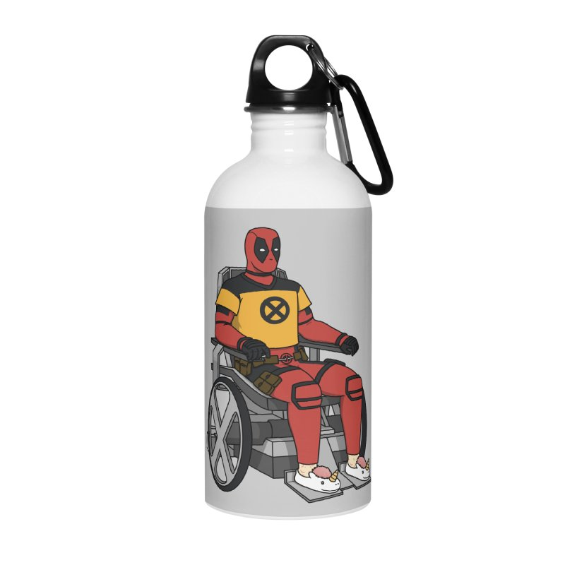 X-Hausting Trainee Accessories Water Bottle by Pigboom's Artist Shop