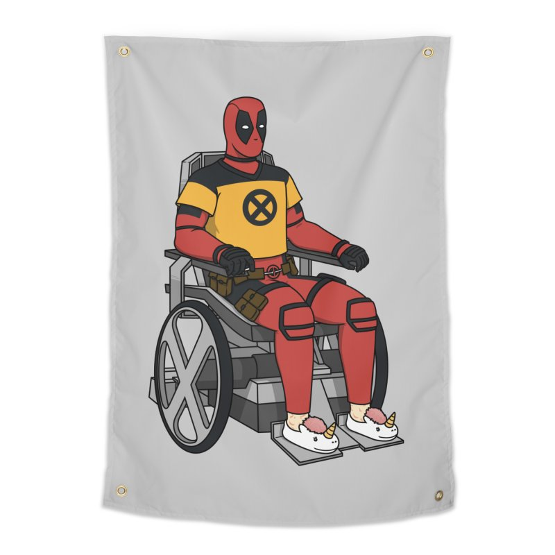 X-Hausting Trainee Home Tapestry by Pigboom's Artist Shop