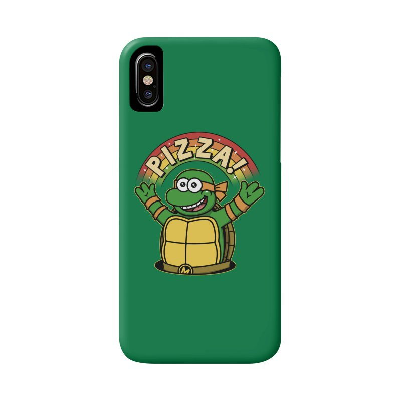 As long as we have Pizza! Accessories Phone Case by Pigboom's Artist Shop