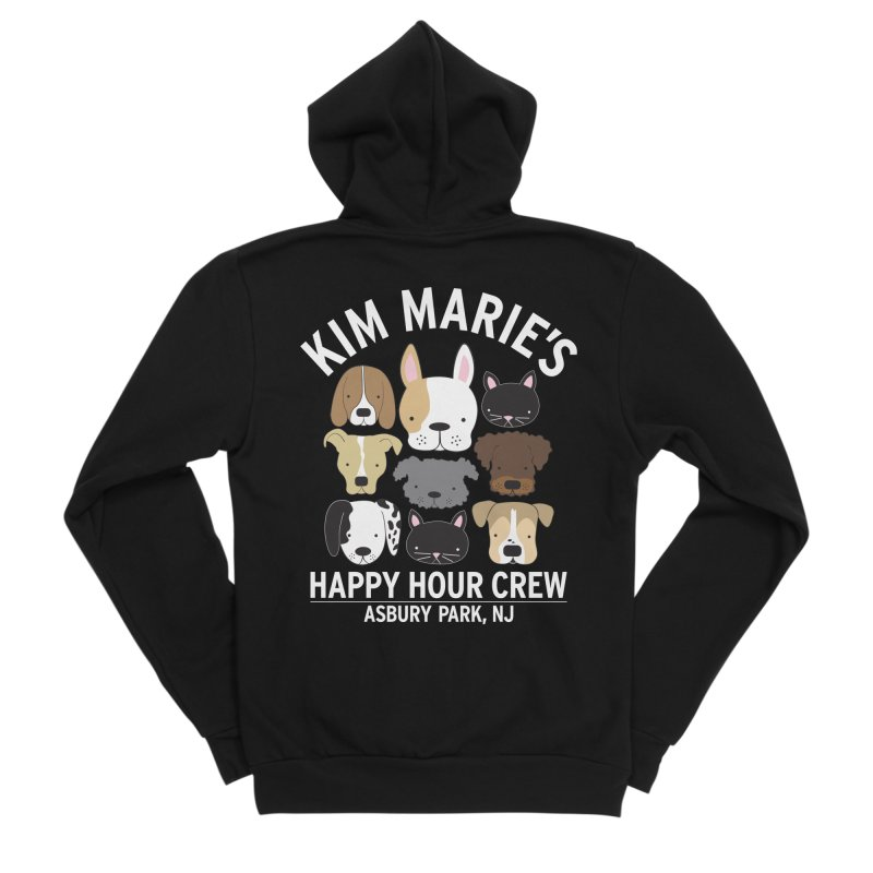 Kim Marie's Women's Zip-Up Hoody by Pigdog