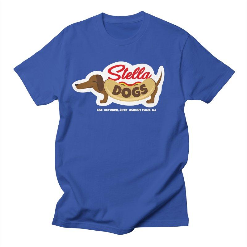Stella Dogs Women's T-Shirt by Pigdog