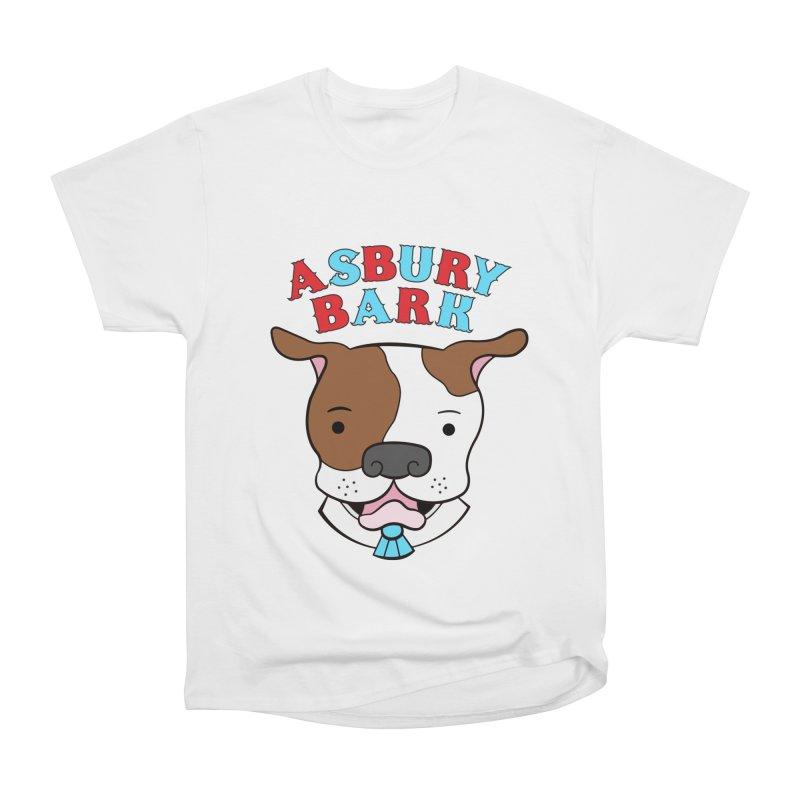 Asbury Bark Women's T-Shirt by Pigdog