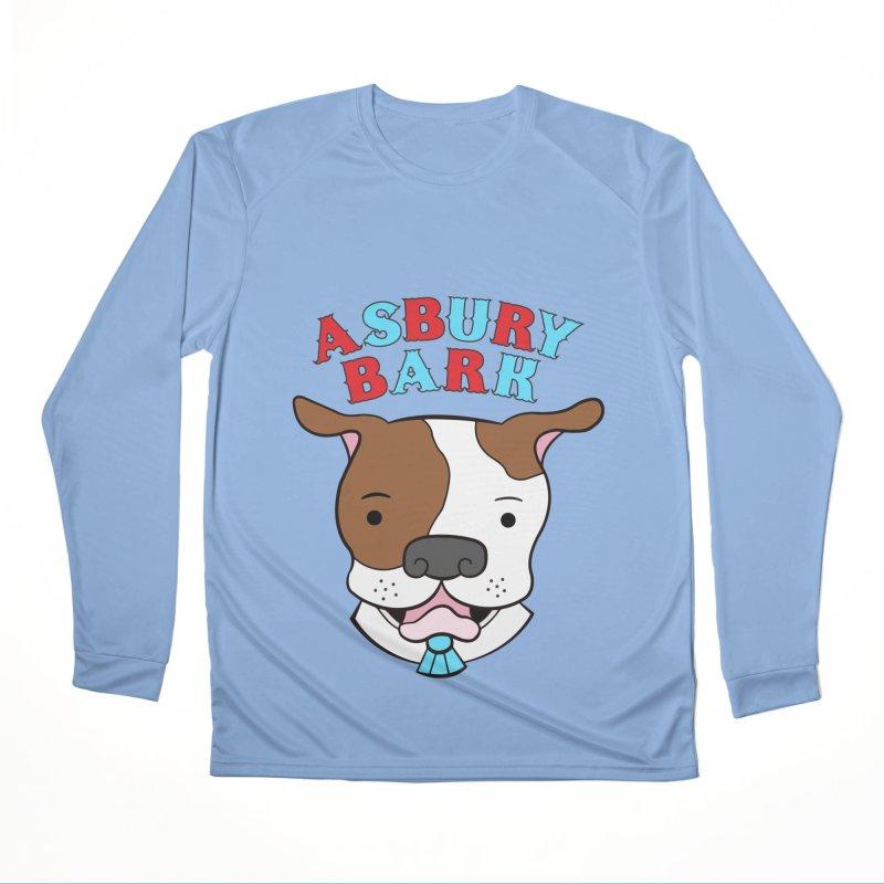 Asbury Bark Men's Longsleeve T-Shirt by Pigdog