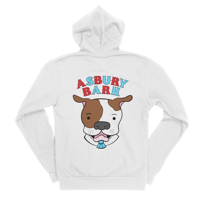 Asbury Bark Women's Zip-Up Hoody by Pigdog