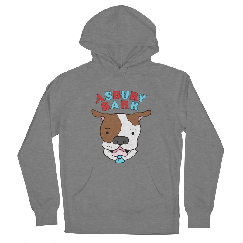 Asbury Bark Women's Pullover Hoody by Pigdog
