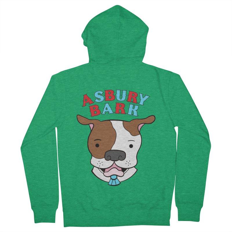 Asbury Bark Men's Zip-Up Hoody by Pigdog