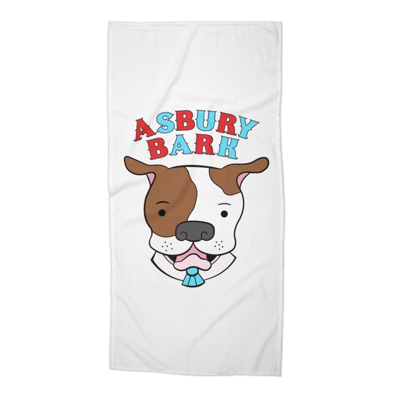 Asbury Bark Accessories Beach Towel by Pigdog