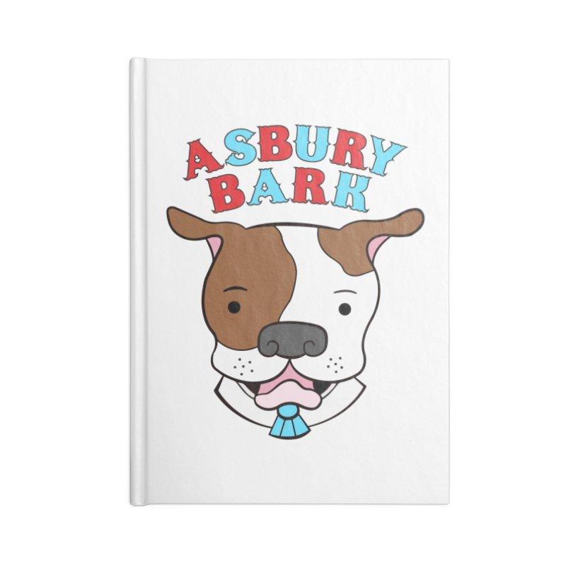 Asbury Bark Accessories Notebook by Pigdog