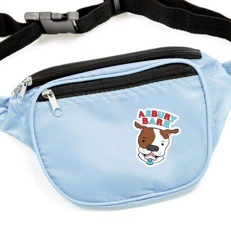 Asbury Bark Accessories Sticker by Pigdog