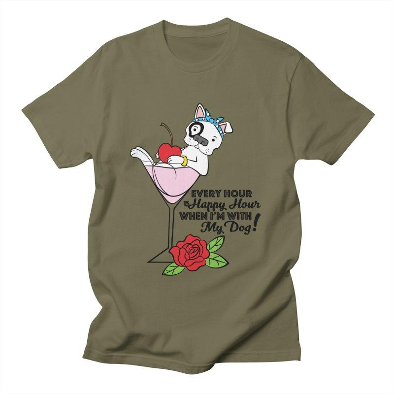 Cosmuttpolitan Men's T-Shirt by Pigdog