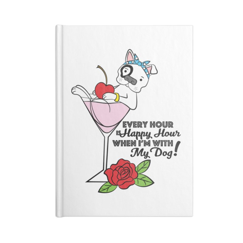 Cosmuttpolitan Accessories Notebook by Pigdog