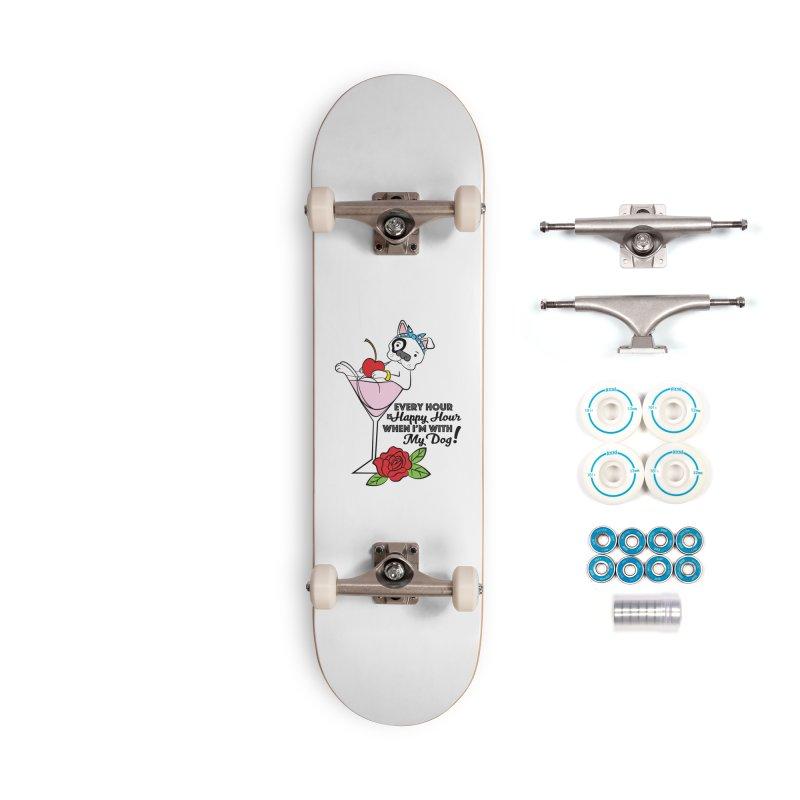 Cosmuttpolitan Accessories Skateboard by Pigdog