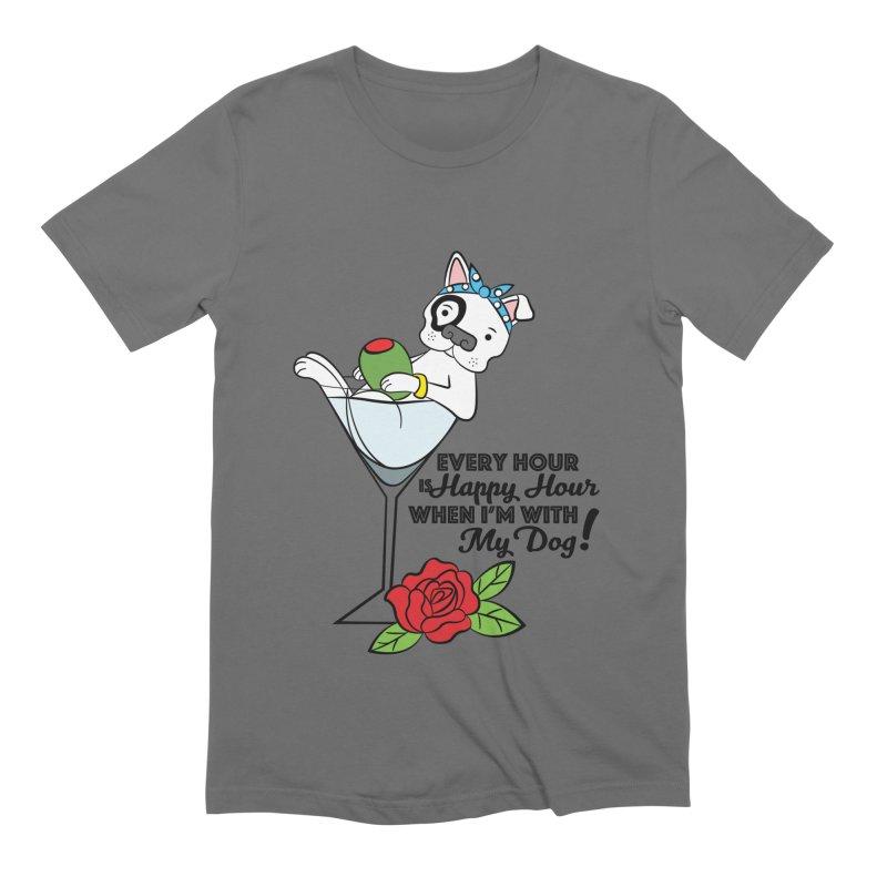 Dirty Muttini Men's T-Shirt by Pigdog