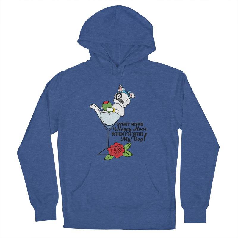 Dirty Muttini Men's Pullover Hoody by Pigdog