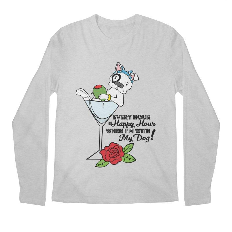 Dirty Muttini Men's Longsleeve T-Shirt by Pigdog