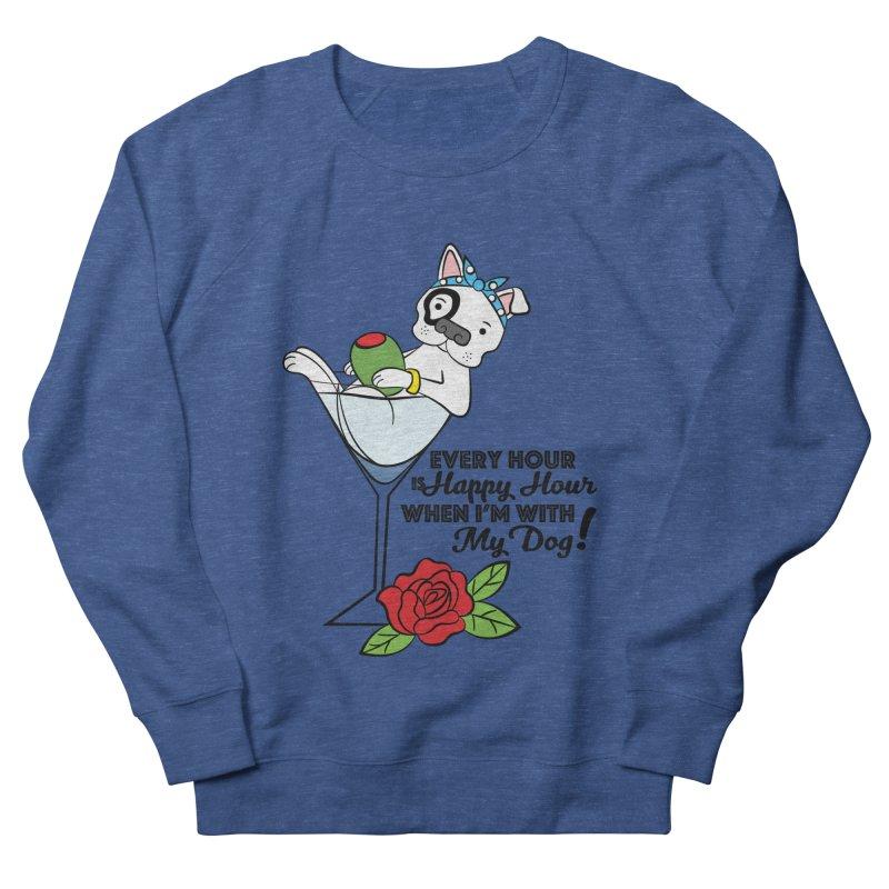 Dirty Muttini Men's Sweatshirt by Pigdog