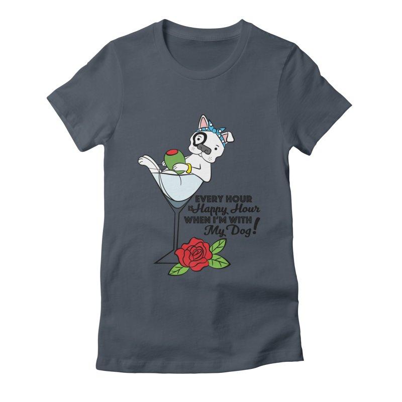 Dirty Muttini Women's T-Shirt by Pigdog