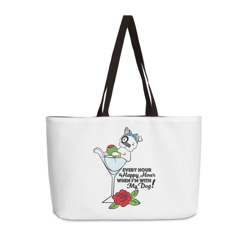 Dirty Muttini Accessories Bag by Pigdog