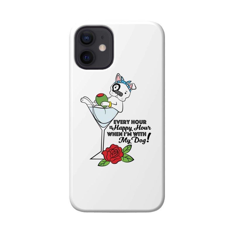 Dirty Muttini Accessories Phone Case by Pigdog
