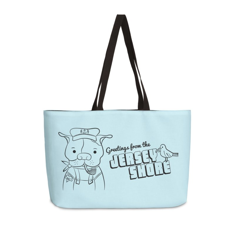 Greetings From... Accessories Bag by Pigdog