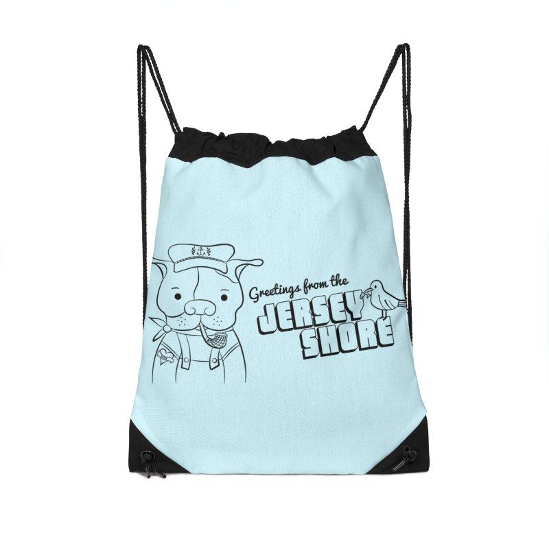 Greetings From... Accessories Bag by Pigdog