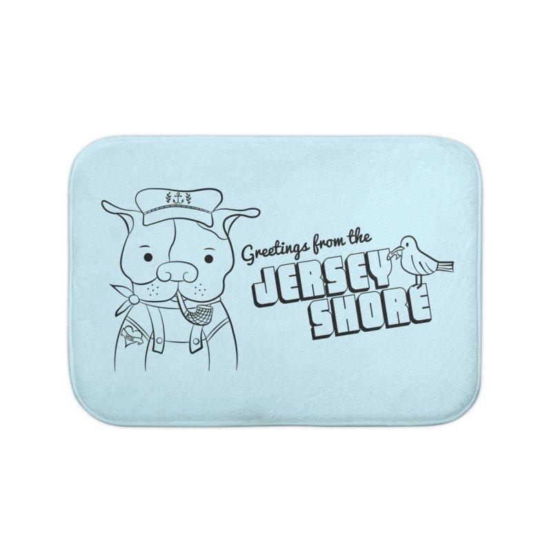 Greetings From... Home Bath Mat by Pigdog