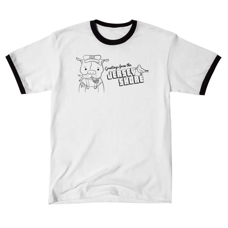 Greetings From... Men's T-Shirt by Pigdog