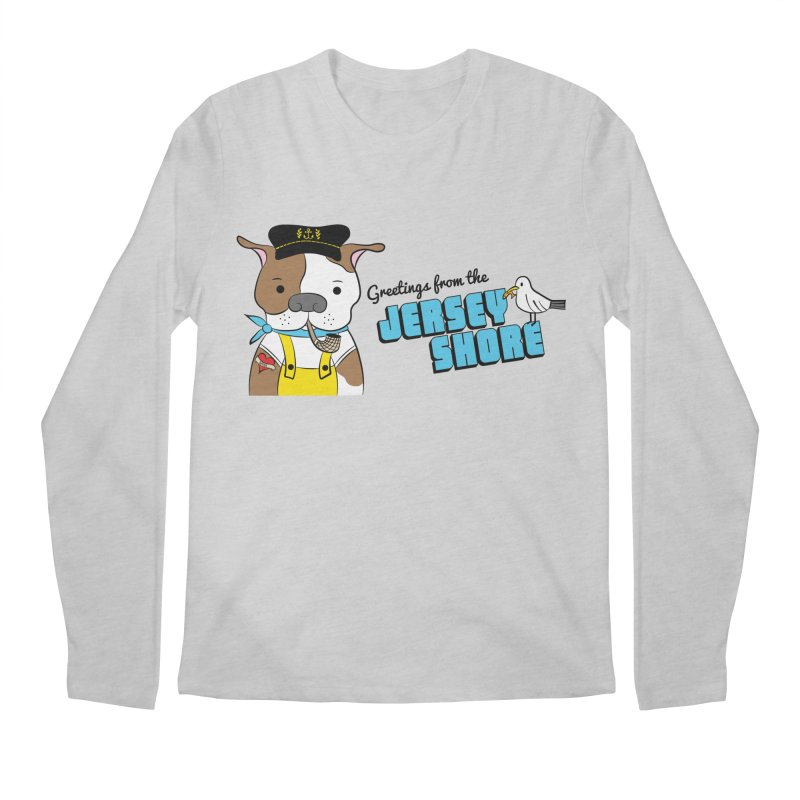 Greetings From... Men's Longsleeve T-Shirt by Pigdog
