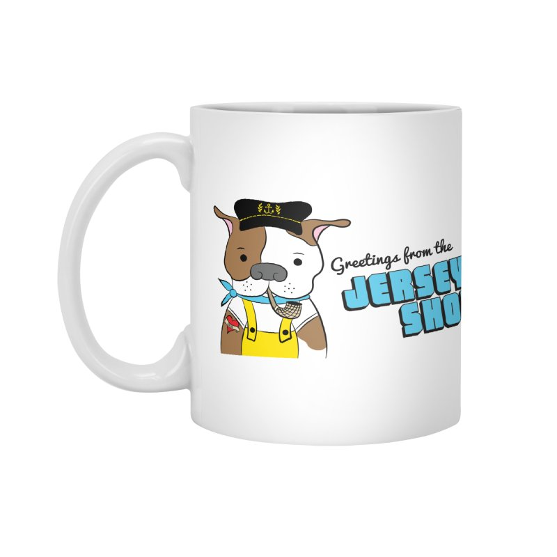 Greetings From... Accessories Mug by Pigdog