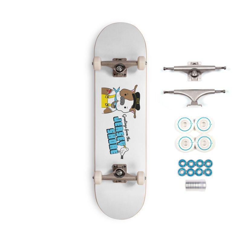 Greetings From... Accessories Skateboard by Pigdog
