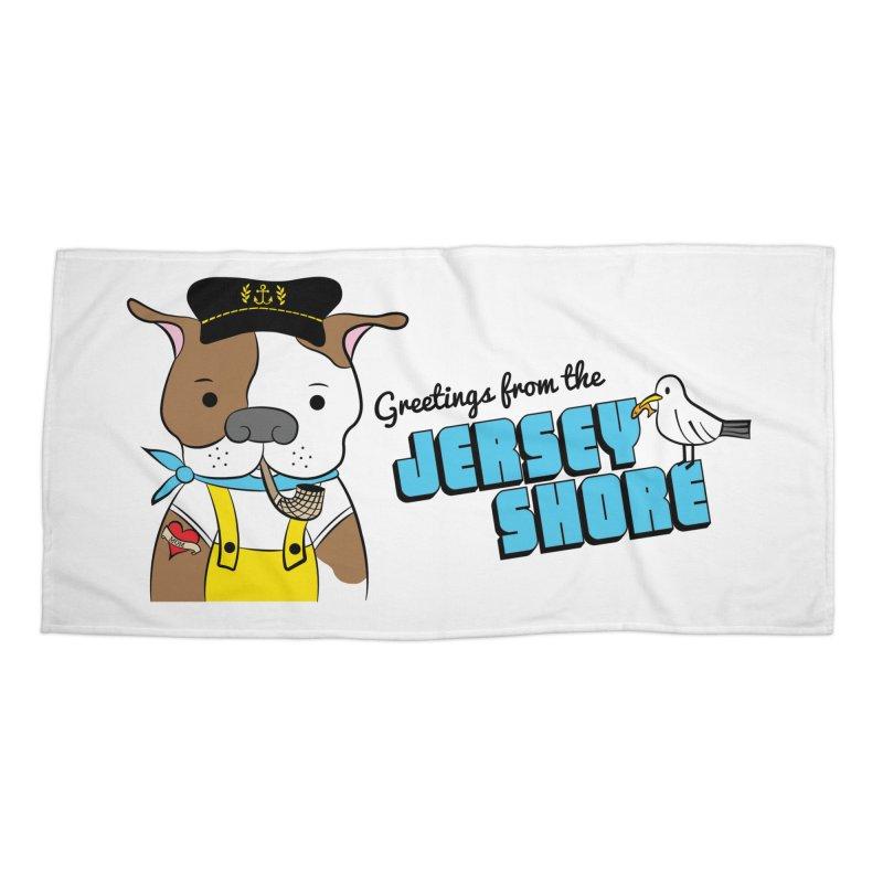 Greetings From... Accessories Beach Towel by Pigdog