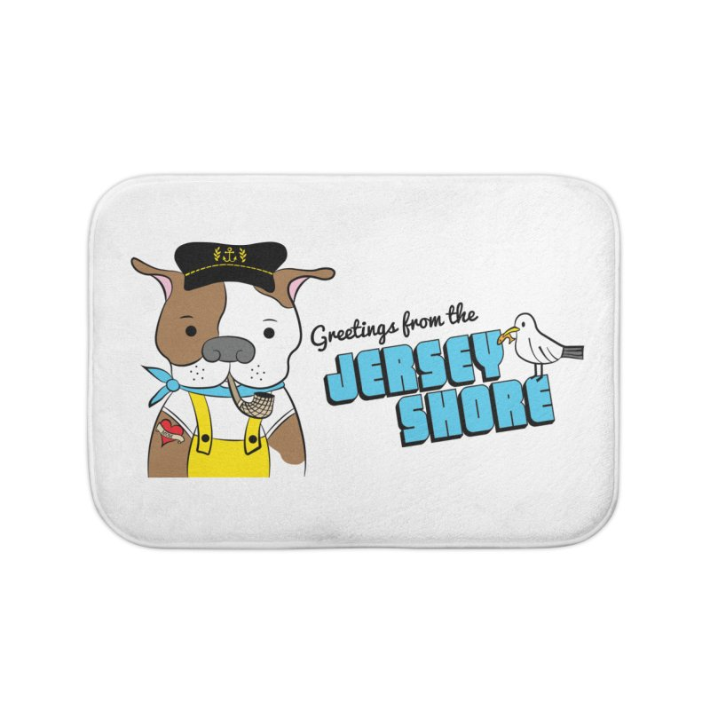 Greetings From... Home Bath Mat by Pigdog