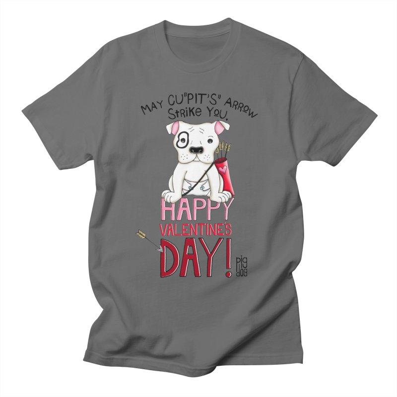 "Cu""Pit"" Men's T-Shirt by Pigdog"